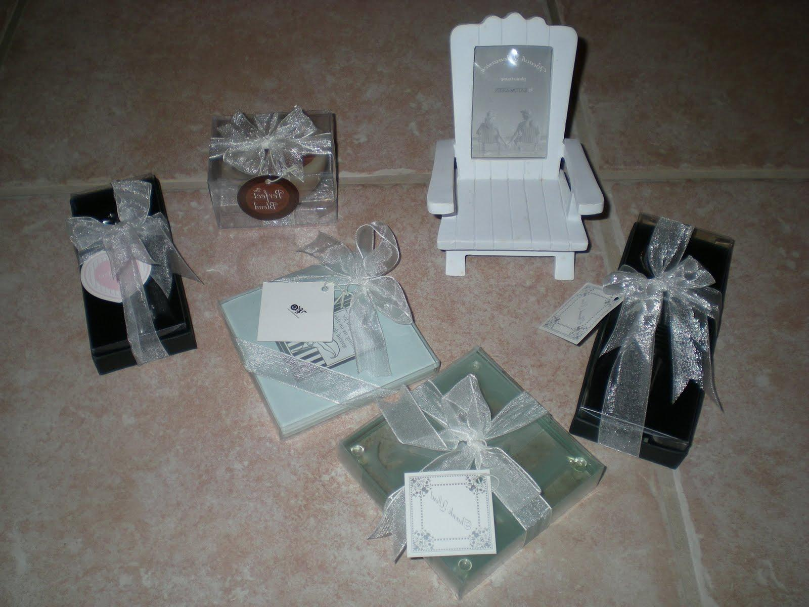 useful wedding favours