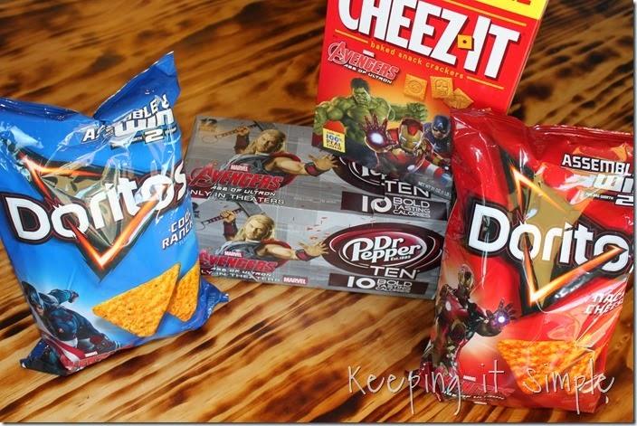 #ad Doritos-Taco-Salad #AvengersUnite (1)