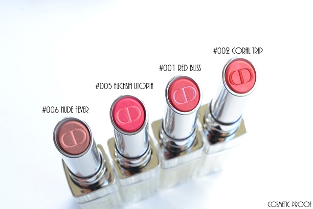 Dior Addict Tie Dye Lipstick Review Swatches (2)