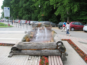 Weekend w Uniejowie - maj 2011 - Termy