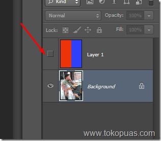 tutorial efek retro photoshop efek