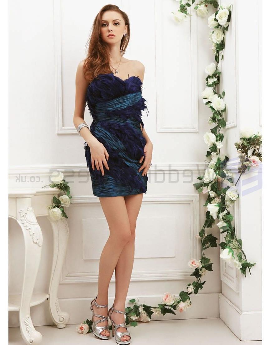 Neckline Prom Dress  P-