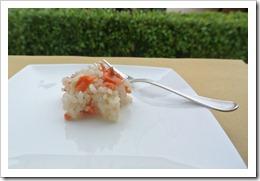 ricetta risotto salmone affumicato2
