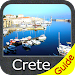 Crete (Greece) GPS Navigator Icon