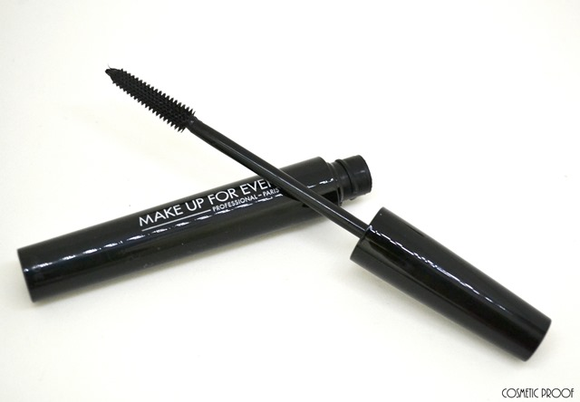 MAKE UP FOR EVER Smoky Stretch Mascara Review (3)