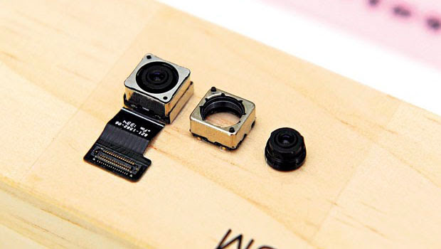 Apple has been working on a dual lens camera module for the iPhone for three years