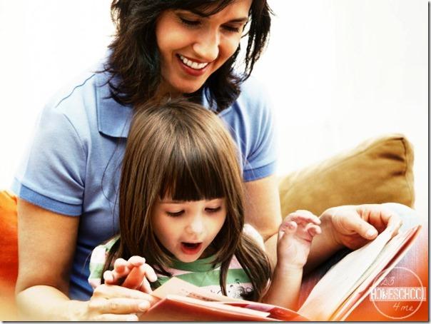 love of reading in children