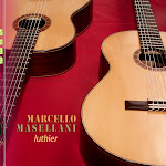 Guitarras del luthier Marcello Massellani, guitarras hechas con el corazón, con el puro sentimiento del que conoce el oficio y lo trasciende.