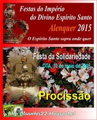 Festas da Solidariedade - Procissão - 10.05.15