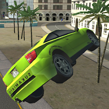 Fast Racing Car Driving 3D