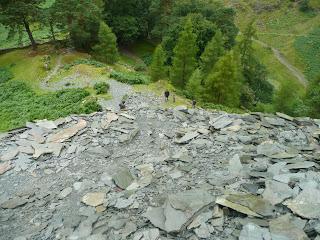 Ascent of Castle Crag