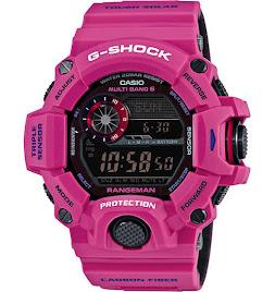Casio G Shock : GW-9400SRJ