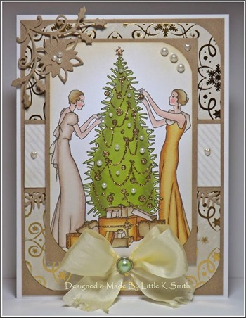 Kelly - Christmas tree