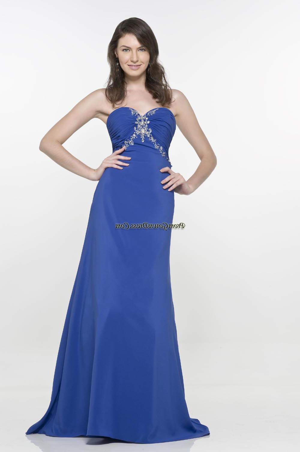 Simple prom dress Z12141