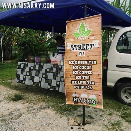 Blog Nisakay - Street Tea Ampang 2