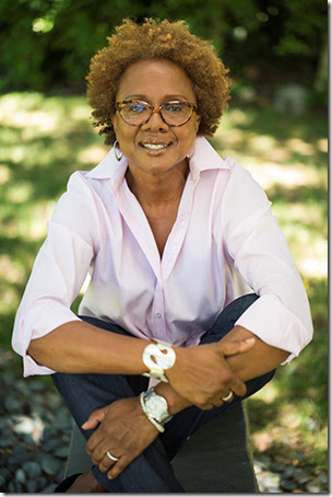 Paula Williams Madison - author, filmmaker, and retired NBC executive
