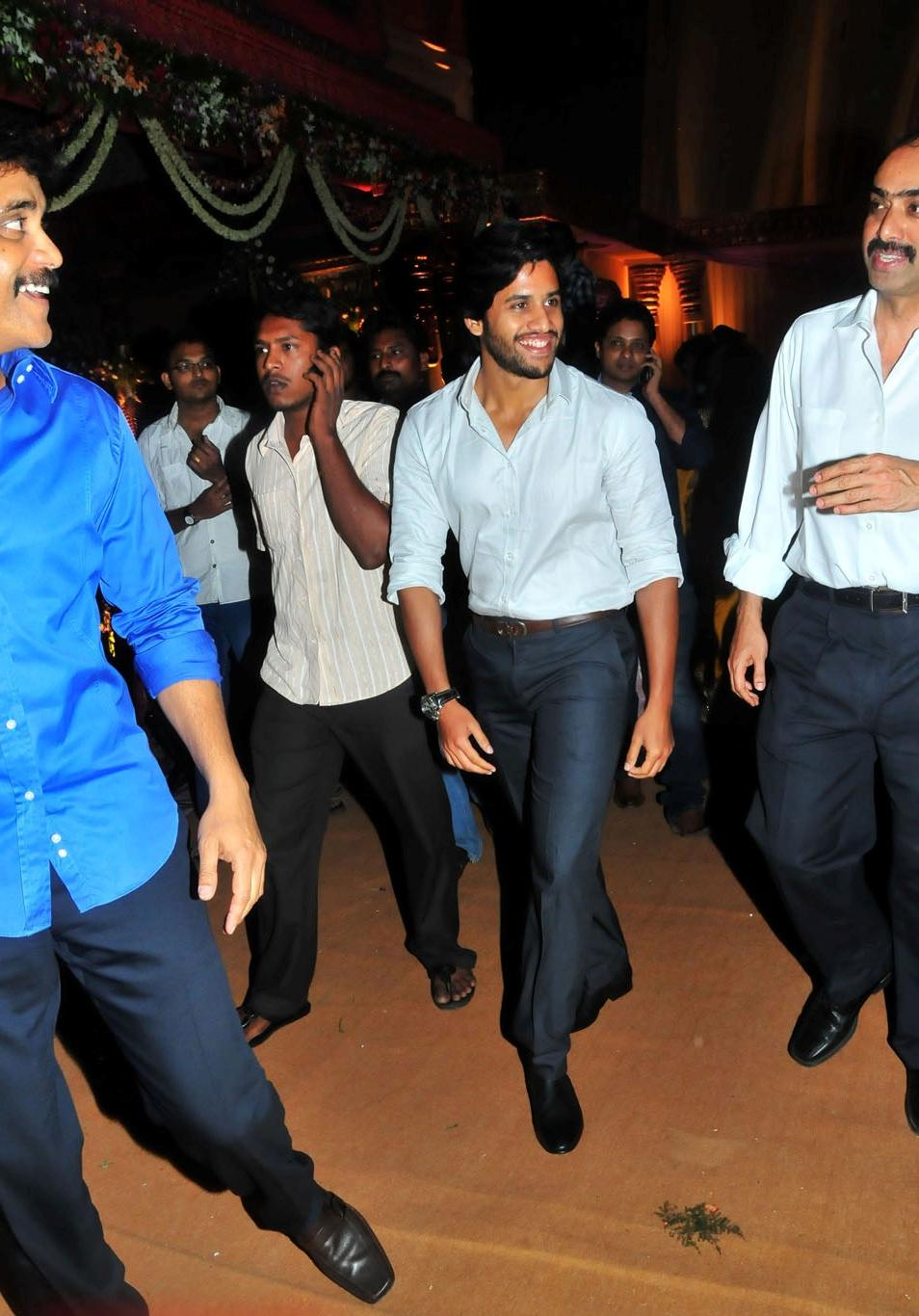 Marriage Akkineni Family