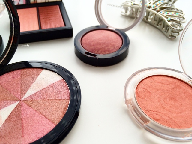 best non matte blushers for a glowing complexion