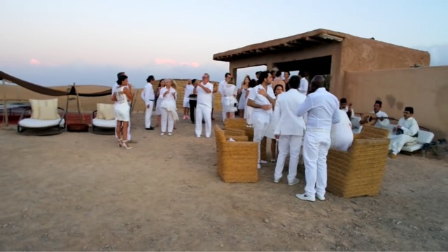 morocco marrakech la pause white wedding