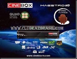CINEBOX MAESTRO HD XBMC
