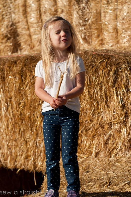 Ottobre Skinny Jeans sew a straight line-3