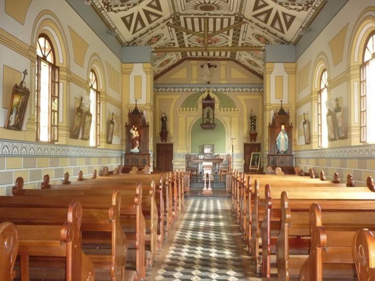 Igreja Matriz Nossa Senhora do Carmo - Boa Vista, Roraima, fonte: Noticias de Roraima