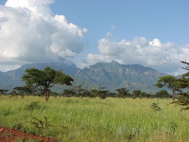 Mount Kadam, Uganda