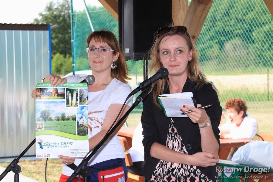 Konkurs na koniec - Marta z Anią rozdają karty
