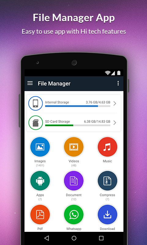 File Manager PRO Screenshot 0