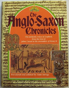 Cover of John Yarker's Book The Anglo Saxon Chronicle