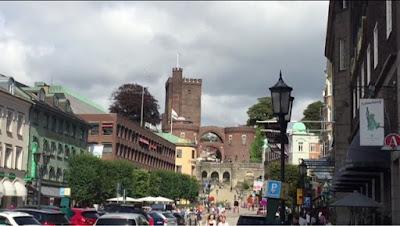 Resterna av Helsingborgs borg är Kärnan
