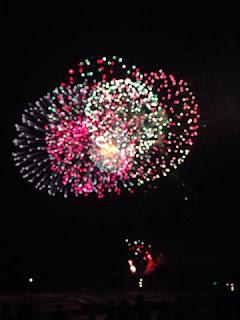 Koh Phangan nye fireworks