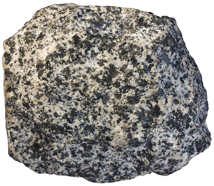 physical properties of diorite