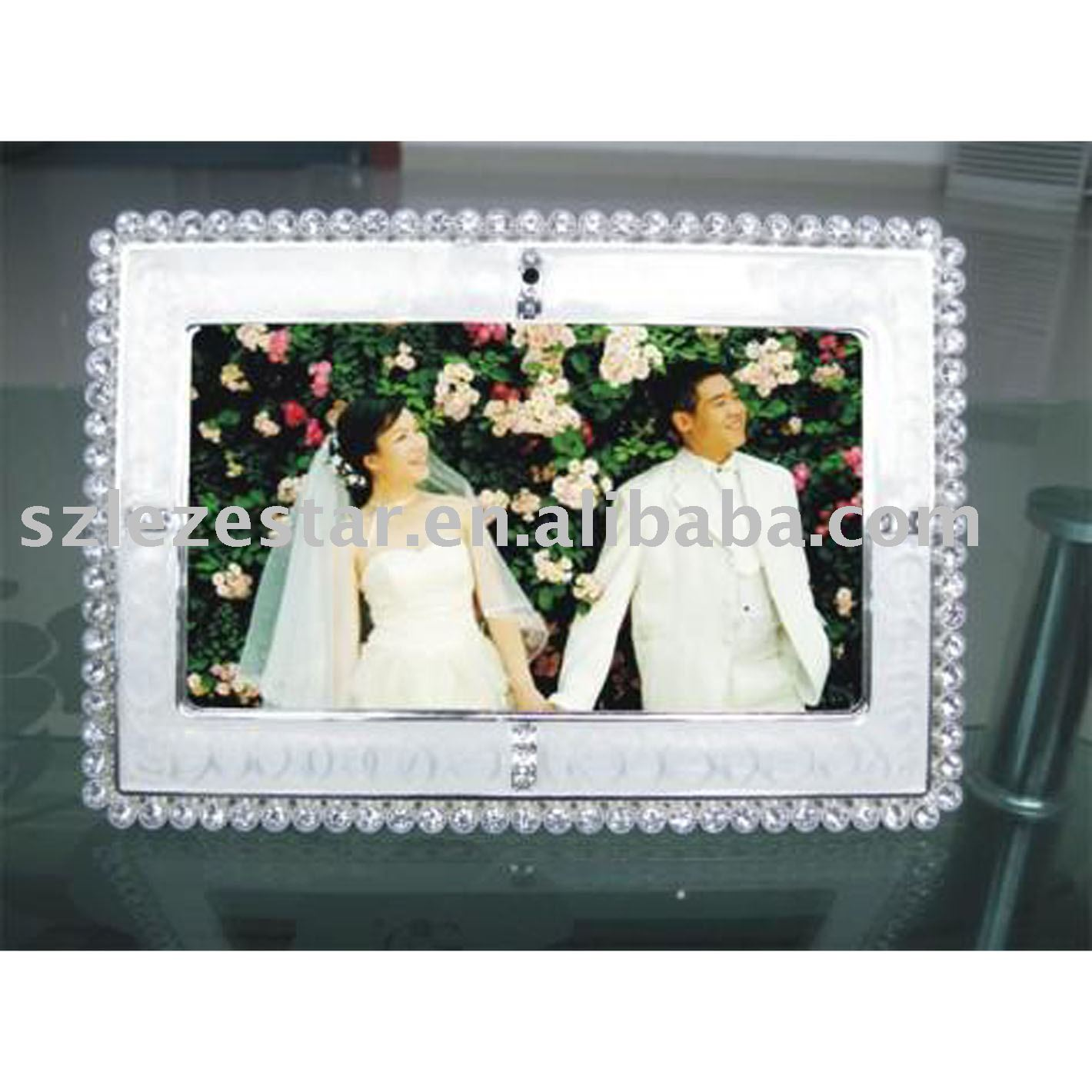 wedding digital frame,LCD digital photo frame, 7inch digital photo frame,