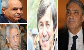 Said Bouteflika rencontre secrètement Hamrouche …. Prochainement Benflis et Benbitour