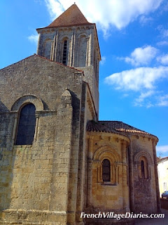French Village Diaries #HTRJack Hit The Road Jack blog link Melle Deux Sevres Poitou Charentes