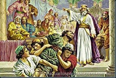 Parábolas Bodas tribulação