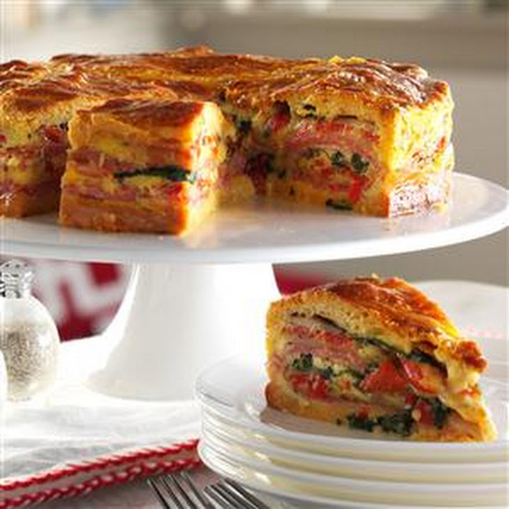 Italian Brunch Torta Recipes — Dishmaps