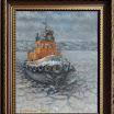 Буксир.Кольский залив,г.Мурманск.Картон,масло,2008г.jpg