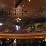 Inside the Ryman Auditorium in Nashville TN 09042011d