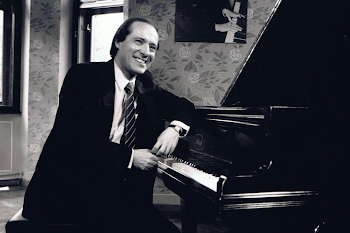 At Schönberg's Apartment, Mödling, Vienna, 1986