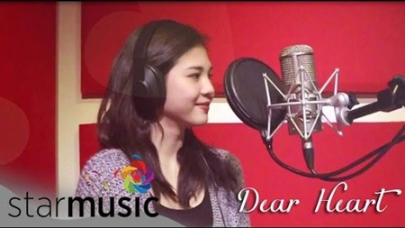 Janella Salvador - Dear Heart (Official Lyric Video)