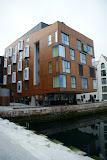 Hotel Waterfront in Alesund.