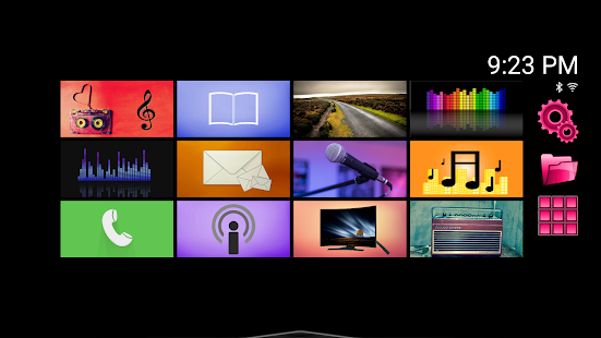 Top TV Launcher 1 Screenshot