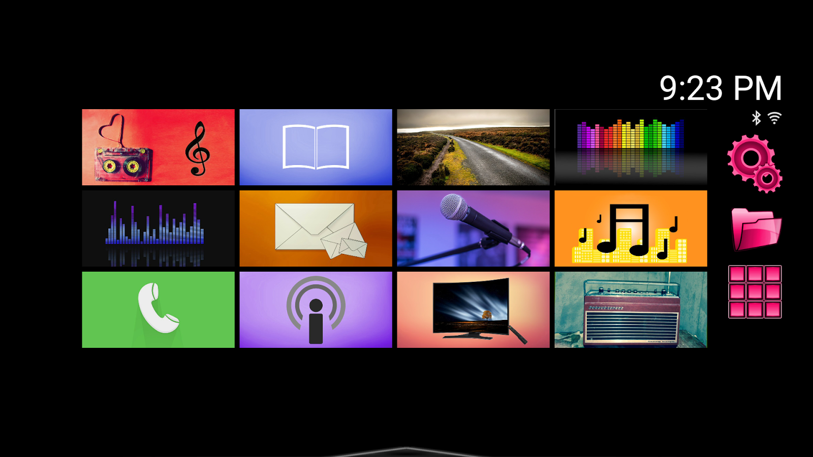 Top TV Launcher Screenshot 0
