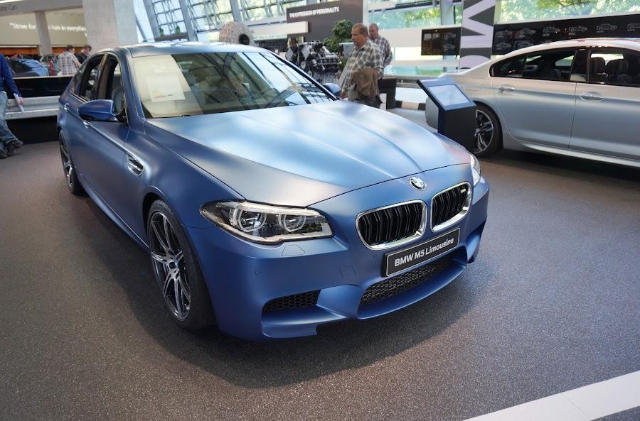 BMW 5 Series Limousine