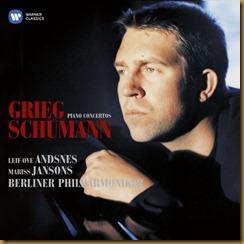 Grieg Concierto Piano Andsens