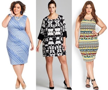 Plus-Size Tribal prints Summer 2015