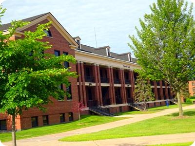 Brady hall