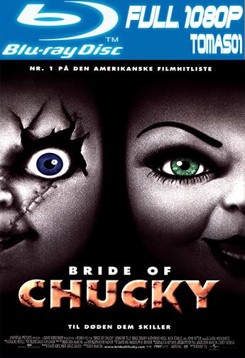 La novia de Chucky (1998) BRRipFull 1080p